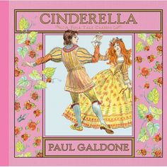 Cinderella, Hardcover, HOU9780547988672