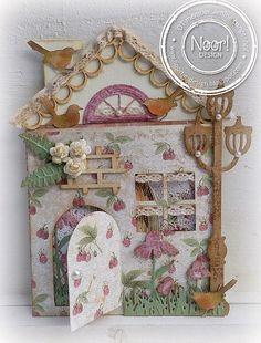 Dutch Doobadoo - Card Art Home