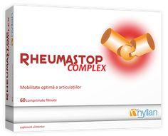 RheumaStop Complex - eficient tratamentul durerilor articulare