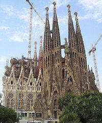 La Sagrada Familia - Vikipedi