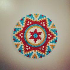 Mandala hama beads by mahama_beads