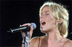 Paula Toller - cantora brasileira