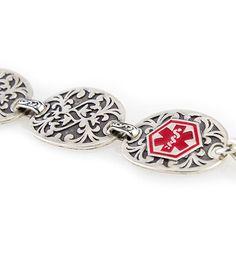 87828e92ffc2 53 Best medical alert bracelets images