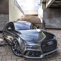 Mean ass Audi 😎 650 Horsepower and 600 lb-ft of torque by And Exotics Audi Rs7 Sportback, Audi Rs6, Ferrari, Lamborghini, Jaguar, Jeep, R34 Gtr, Car Goals, Audi Sport
