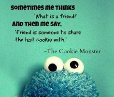 cookie monster vol 2 :D