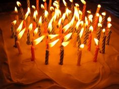 A list of birthday freebies in orange county, note to self
