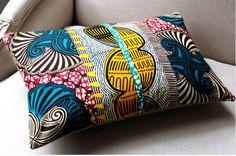 pillows from Sister Batik