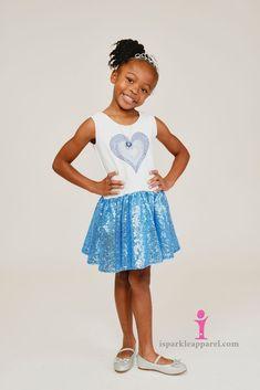8fd47ee6d8e9 Empowering Girls To Dream. Sparkle OutfitSparkle ClothesUnicorn ...