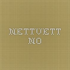 Nettvett.no På Nettvett.no får du informasjon og hjelp om blant annet bruk av e-post, chat og sosiale medier, spam, virus, deling av filer på internett, nettbank, og beskyttelse mot angrep utenfra.