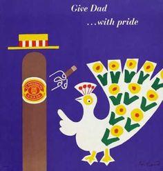 El Producto ad, Paul Rand, 1953