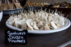 Teepee Pinwheels for Tribal Birthday Party Food | THE GATHERING HOST