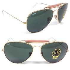 Ray Ban RB3029 Outdoorsman Sunglasses