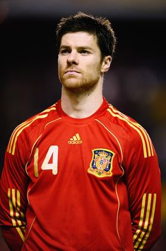 xabi alonso - Soccer player!!