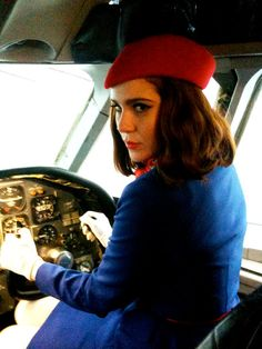 Kate Nash in a red beret <3