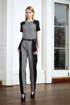 Top Roland Mouret Pre-Fall 2013 Collection Slideshow on Style.com