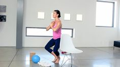 Full Body Barre Lesson 2