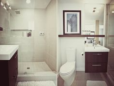 like shower idea, low curb like step in to shower