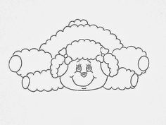 Cris Mandarini: Riscos de ovelhas