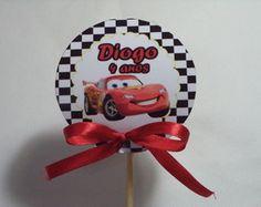 PIRULITO DE CHOCOLATE CARROS