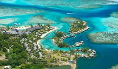 The Intercontinental Moorea Resort & Spa rests in an idyllic location to experience authentic French Polynesia.