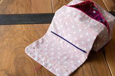 Couture : la trousse de toilette Clara de Petit Patron