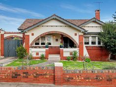 Photo of a brick house exterior from real Australian home - House Facade photo 1603129