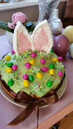 Królik w babce. Rabbit in cake