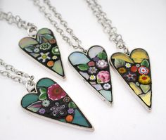 Angela Ibbs Designs mosaics (including jewellery and wall pieces) will be showing at the Harley Art Market, Nottinghamshire, 22-24 November.