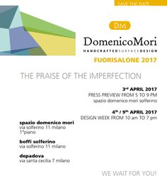Save the date – Milano Design Week 2017