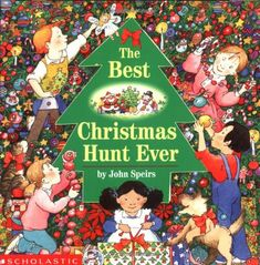 The Best Christmas Hunt Ever (Read With Me Paperbacks) by John Speirs