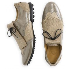 Lace-Up Golf Shoe - Shoes - Clothing - Women | Peter Millar