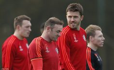 Michael Carrick (right) says Moscow is the site for his 'greatest achievement' as a Manchester United player