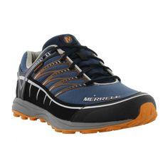 Merrell Shoes, Boots, Mens Mix Master II Waterproof Navy - £59.99