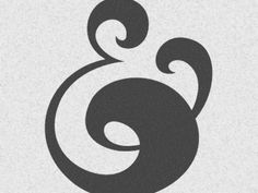 awesome ampersand