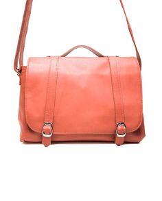 7fbf01a36 Bolsa de couro carteiro mensageiro Elisabeth caramelo lepreri Leather  satchel handbag made in brasil caramel