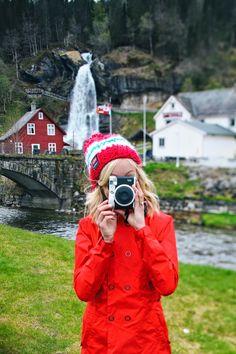 Hailey Devine in Norway