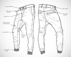 pantalones basculador