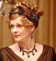Lady Rosamund Painswick | More Downton Abbey photos here…