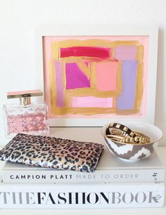 Cocoa and Hearts paintings | creamylife.com - embracing stylish art and design