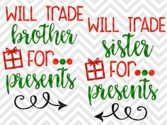 Will Trade Brother Sister For Presents Christmas Santa SVG and DXF Cut File • Png • Download File • Cricut • Santa Sack Gift Bag Christmas SVG and DXF Cut File • Png • Download File • Cricut • Silhouette Red Cup Season is My Favorite Season Coffee Christmas SVG and DXF Cut File • Png • Download File • Cricut • Starbucks Silhouette SVG DXF EPS PNG Cut File • Cricut • Silhouette Christmas Decor Props Christmas Printable Christmas Kids Shirt Christmas Vinyl Decal Santa Rudolph Elf Sparkle North…