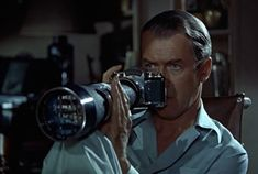 Alfred Hitchcock, Rear Window, James Stewart, Grace Kelly, Thelma Ritter, Wendell Corey