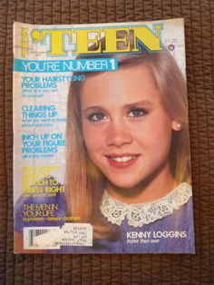 September 1980 cover with Susan Block