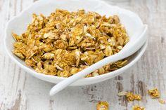 Super Seed Recipe: Pumpkin Granola