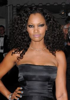 Garcelle Beauvais pirate hairstyle