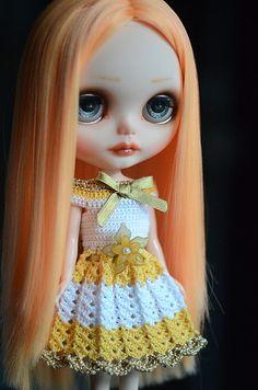 Triste✿⊱╮b l y t h e ❤ Like the orange hair