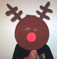 Kid Activities | Christmas Arts & Crafts Page 1