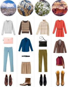 fall outifts full of color + texture, via @Diana Moss