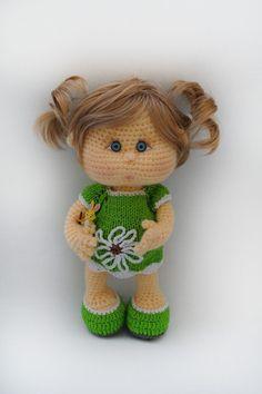 41 Besten Häkeln Puppen Bilder Auf Pinterest Crochet Dolls