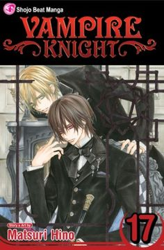 Vampire Knight Graphic Novel 17  #RightStuf2013