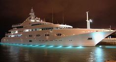 Luxury Yachts of the World | ... mega yachts in the world was launched in 2003 but it was available